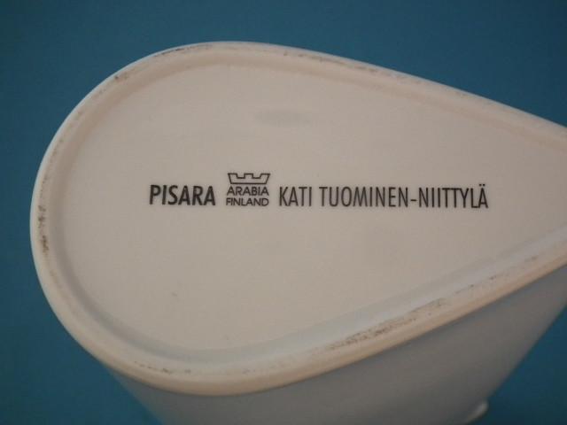 Arabia Pisara Kati Tuominen-Niittylä