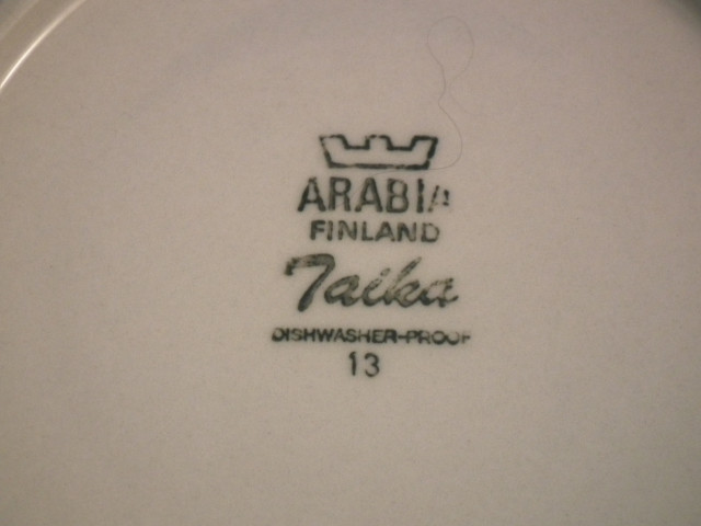 Arabia Taika  kuppipari
