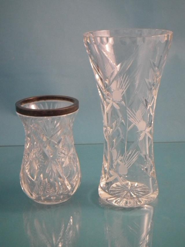 Kristallia toisessa hopeareunus