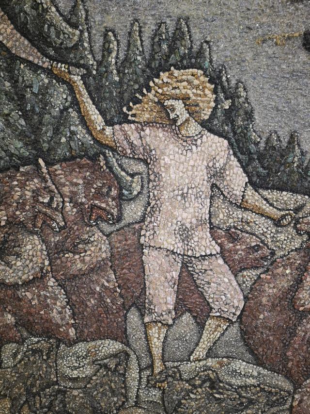 Ritva Luukkanen, Kullervon karja
