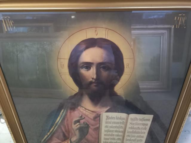Uskonnollisaiheinen taulu