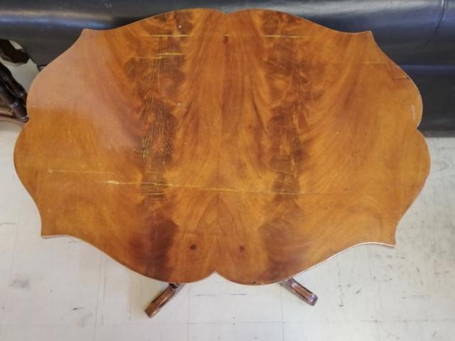 Mahonki pöytä 1800 lukua