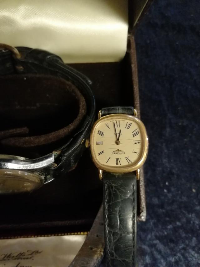 Vintage kellot 2kpl