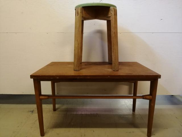 Design pöytä ja tuoli