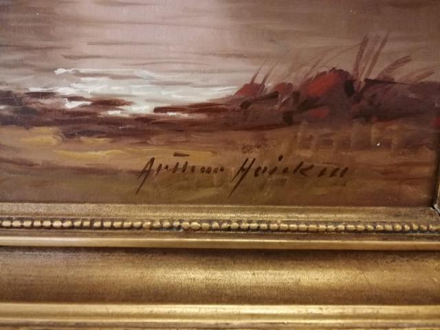 Taulu Arthur Heickell