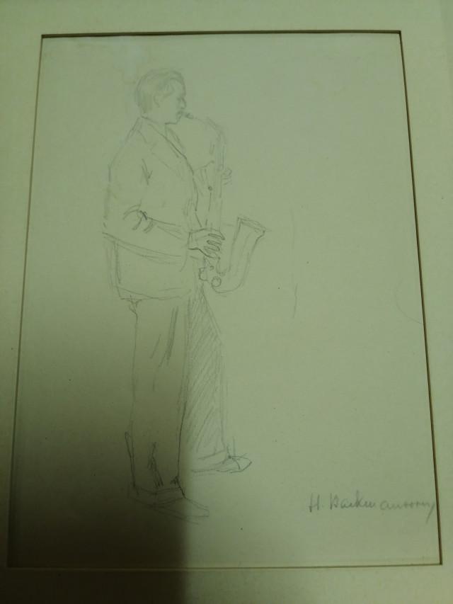 Taulu Hugo Backmansson