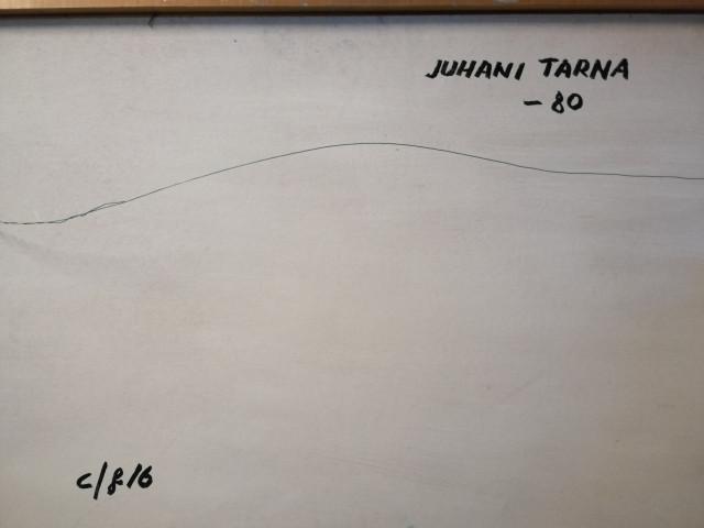 Taulu sign. Juhani Tarna