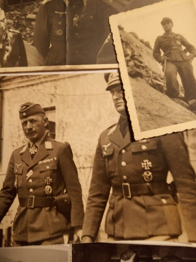 WW2 Saksa Germany  Erich Hamke pictures