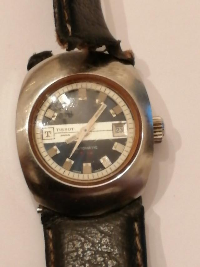 Tissot Vintage kello