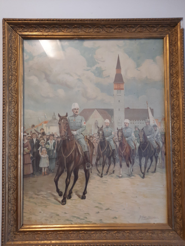 Taulu Mannerheim