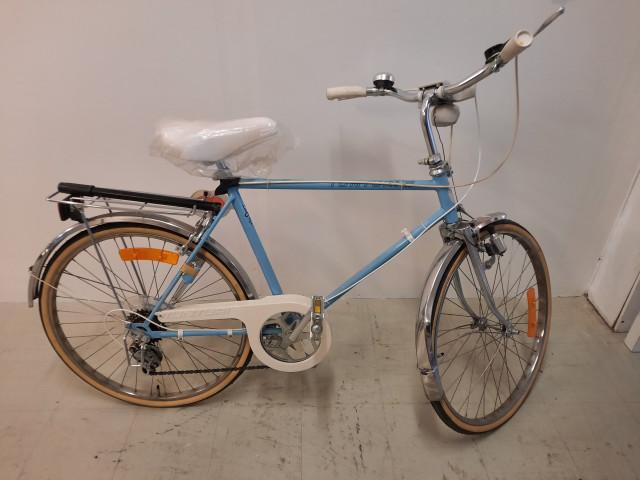 Suomalainen Tunturi polkupyörä käyttämätön