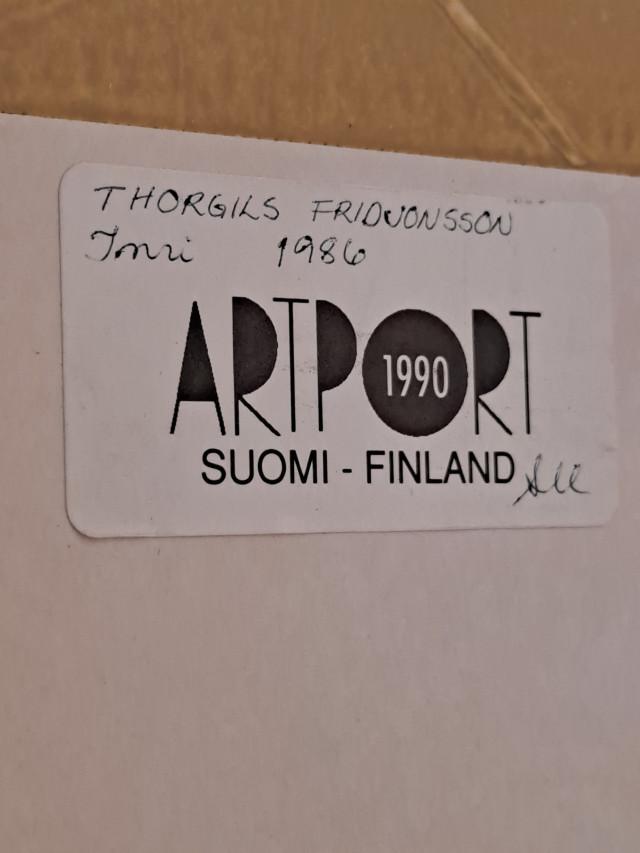 Taulu Thorgils Fridjonsson