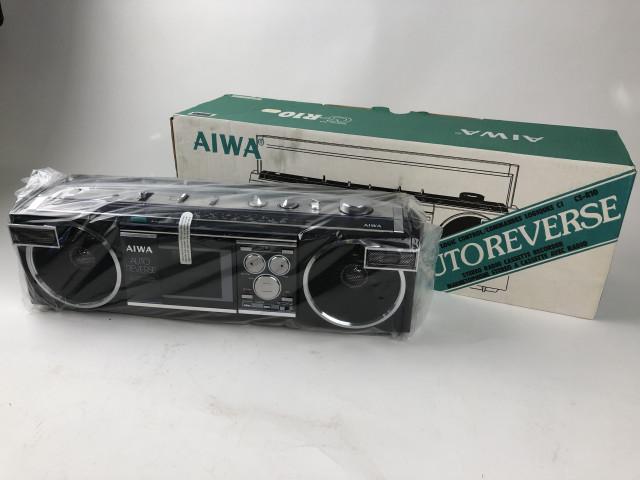 C kasetti-soitin Aiwa