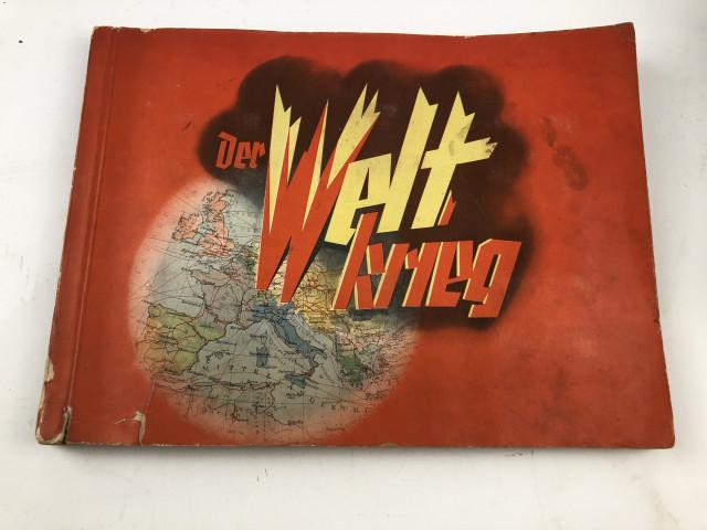 Der Weltkrieg maailmansotakirja
