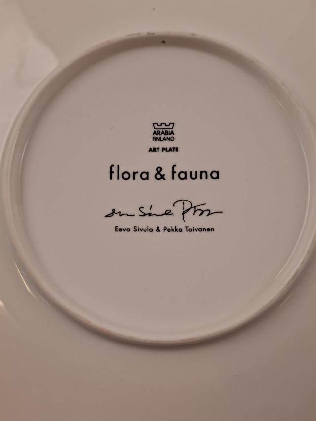 Flora & Fauna Oiva Toikka 5kpl
