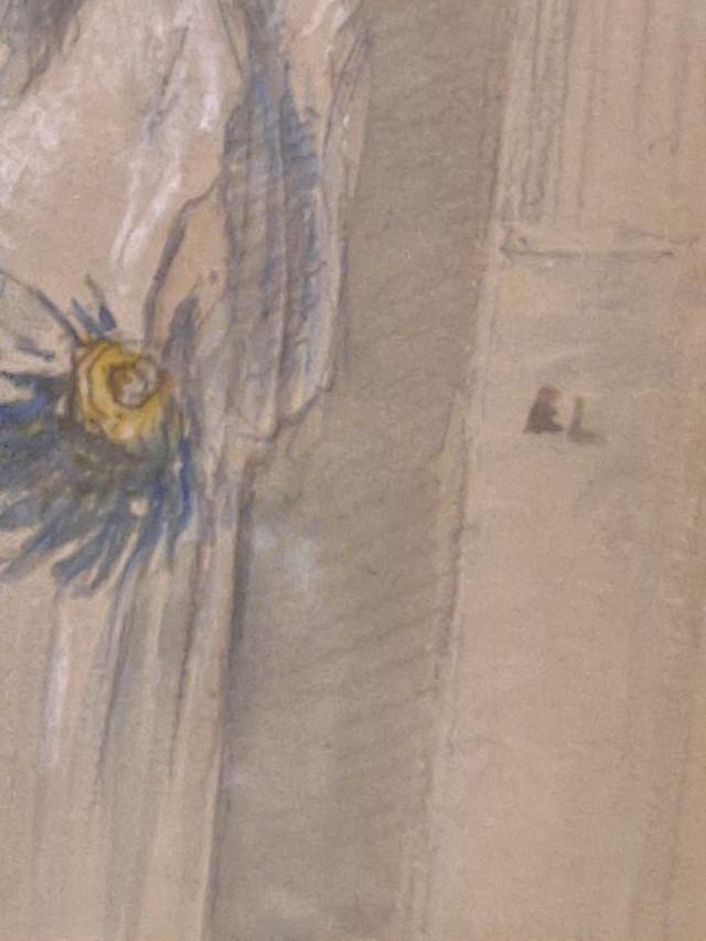 Egron Sillif Lundgren (Swedish, 1815-1875) Painting