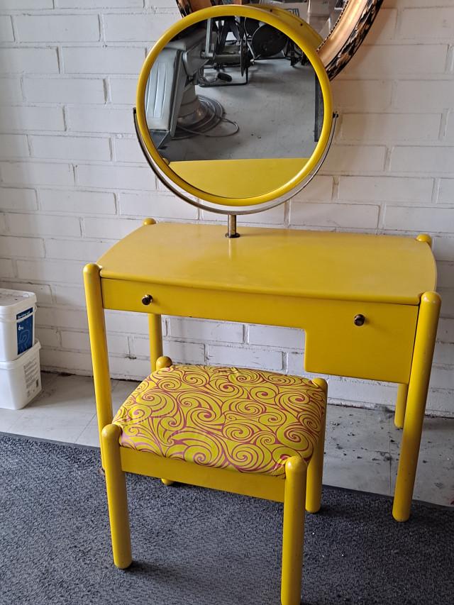 Askon Peilipöytä 1960 lukua
