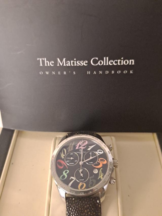 Christopher Ward Matisse Collection naisten kello