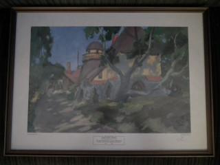 Kari Suomalainen taidejäljennös signeerattu ja numeroitu