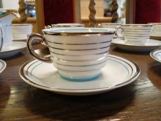 Arabian piippuleimainen kahviastiasto