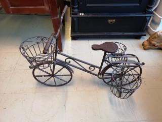 Pyörä kukkajalka