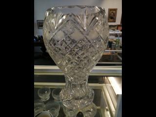 Iso Riihimäen Kristallimaljakko