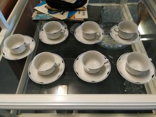 Arabia Pekka sarjan kahvikupit