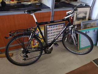 Miesten Raleigh polkupyörä