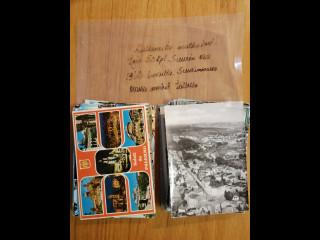 Vanhoja matkakortteja