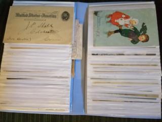 Kortteja vuodelta 1917