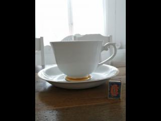 Arabian suuri kahvikuppi ja tassi