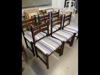 Asko tuolit 6kpl, uuden veroiset
