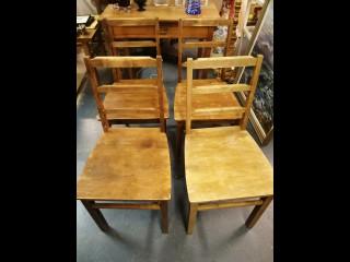Tuolit 4kpl Kylmäkosken puusepän verstas