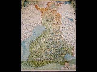 Vanha Suomen Kartta v. 1933