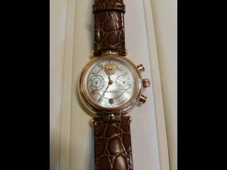 Kultakello President Russia Gold Watch number 45.  14K