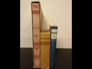 Sinuhe Egyptiläinen 1.painos ym. Kirjat 3kpl