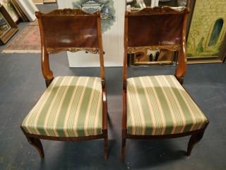 Biedermaier tuolit 2kpl