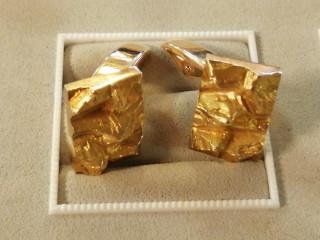 Lapponia Kultaiset Kalvosinnapit