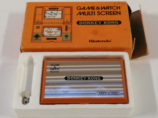 Nintendo Donkey Kong peli