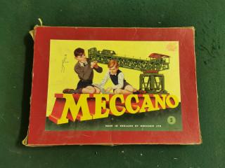 Meccano rakennussarja