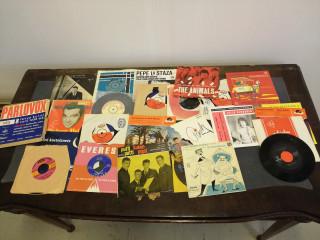Erä single levyjä