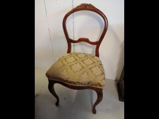Uusrokokoo tuoli