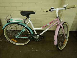 Tunturi Suomalainen käyttämätön 1990 luvun polkupyörä