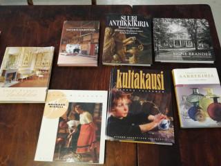 Antiikki kirjoja