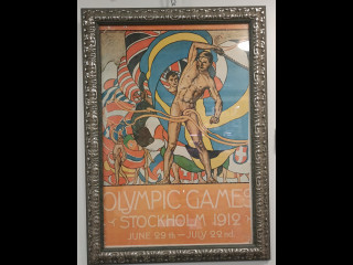 Olympia 1912 Juliste