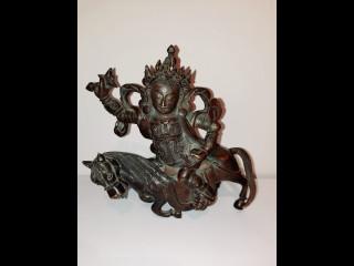 Buddha patsas China 1800 luku. Buddha China 19th Century