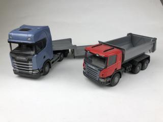 Scania-rekat