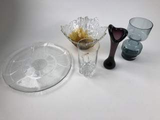Erä lasitavaraa