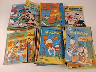 Aku Ankkoja v.1976-1985