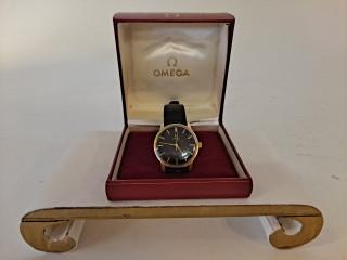 Omega Seamaster 1970 Gold watch automatic